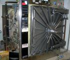 Used- Amsco Sterilizer, Model VAC2373, Horizontal, Nickle Clad Interior. Jacketed chamber 42