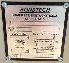 Used- Bondtech Autoclave, Model 12791-053112.