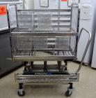 Used- Steris Amsco Eagle Vacamatic Sterilizer, Model E3033-S-1. Chamber approximately 24