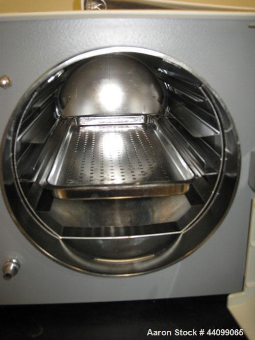 Used- Tuttnauer Brinkmann Autoclave Steam Sterilizer, Model 2540E. 2.76 Bar max pressure, 230 volt, serial# 9610379, nationa...
