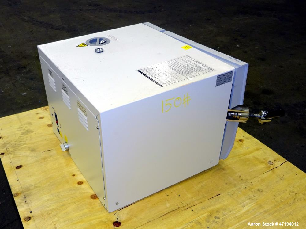 """Unused- Tuttnauer Autoclave Steam Sterilizer, Model 3545E. 316L Stainless steel chamber approximate 12.2"""" diameter x 18.5"""" d..."""