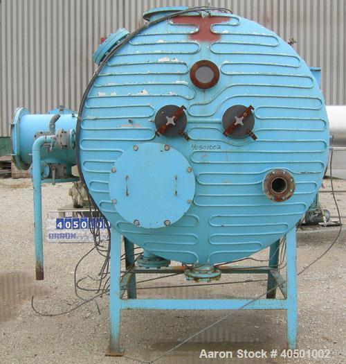Used- Stainless Steel GCA Vacuum Industries Vacuum Sterilizer