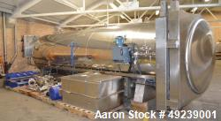 Used - Stock Surdry S L Model AR175 1,700mm 5-Basket S/S Horizontal Rotary Batch