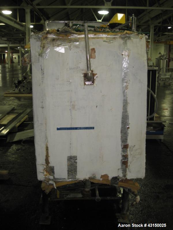 Used- Stainless Steel Pharmetrics Autoclave