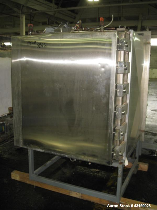 Used- Stainless Steel Prumus Sterilizer, Model PP364260