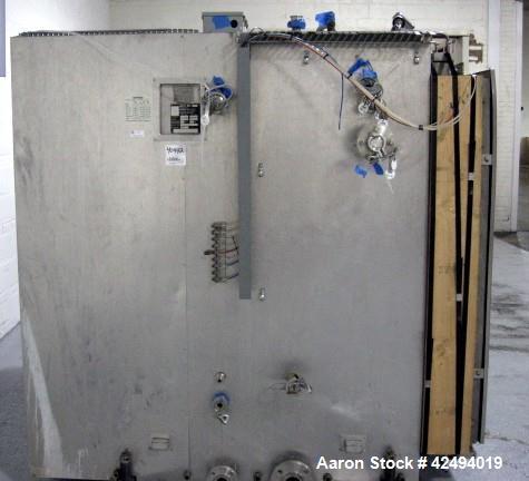 Used- Stainless Steel Getinge Autoclave, Model 91415 AR1 GEC / HI VAC