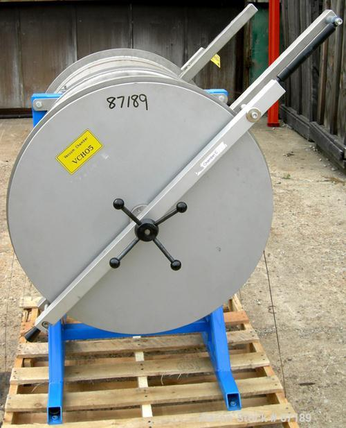 Used- Stainless Steel Vacuum Chamber