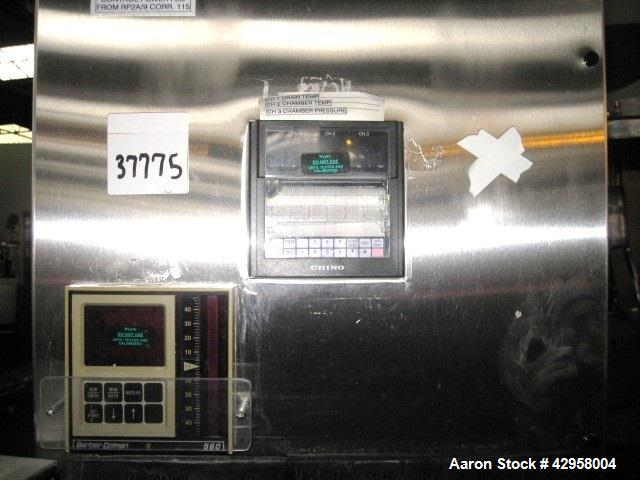 Used- Stainless Steel Steris Finn Aqua Autoclave, Model 779-D