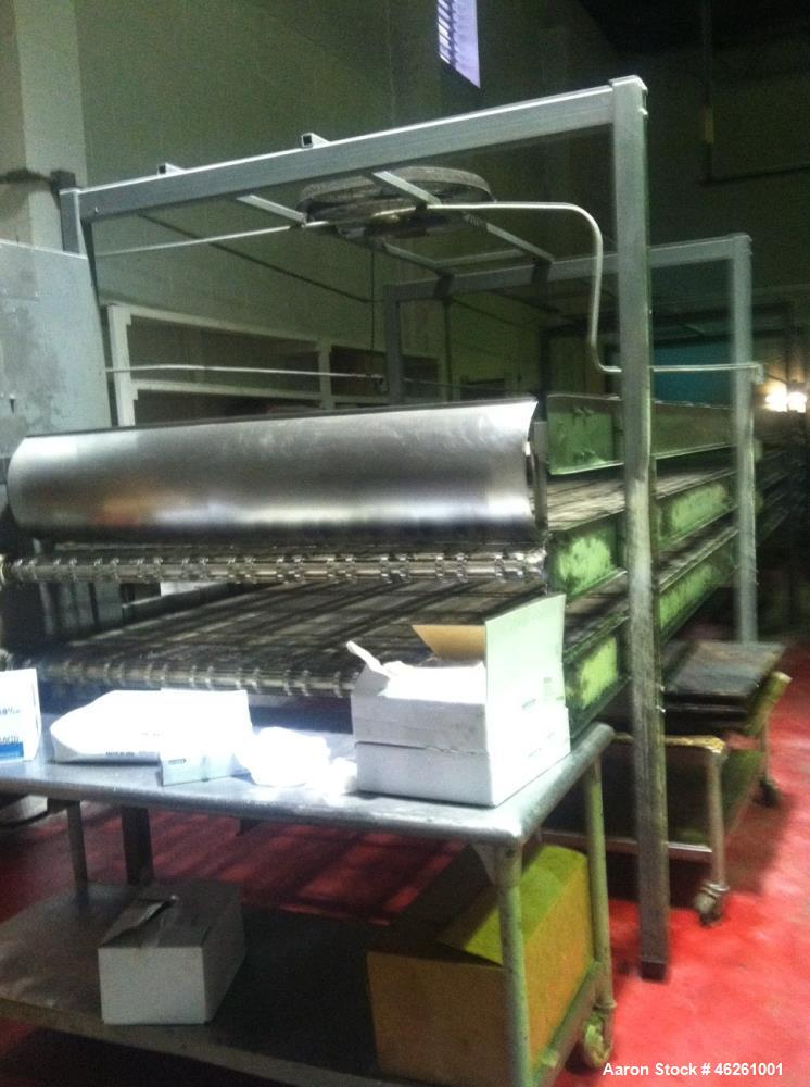 Used- Hot Press Pizza Crust Line