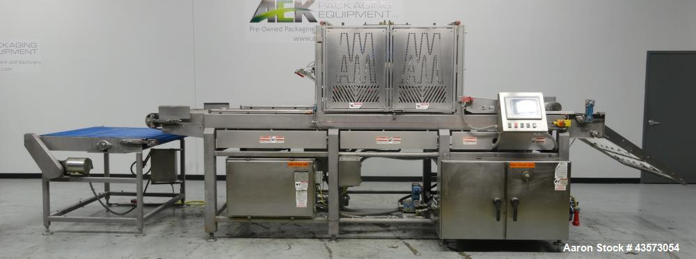 Used- AM Manufacturing Model Toro 2048 Dough Press