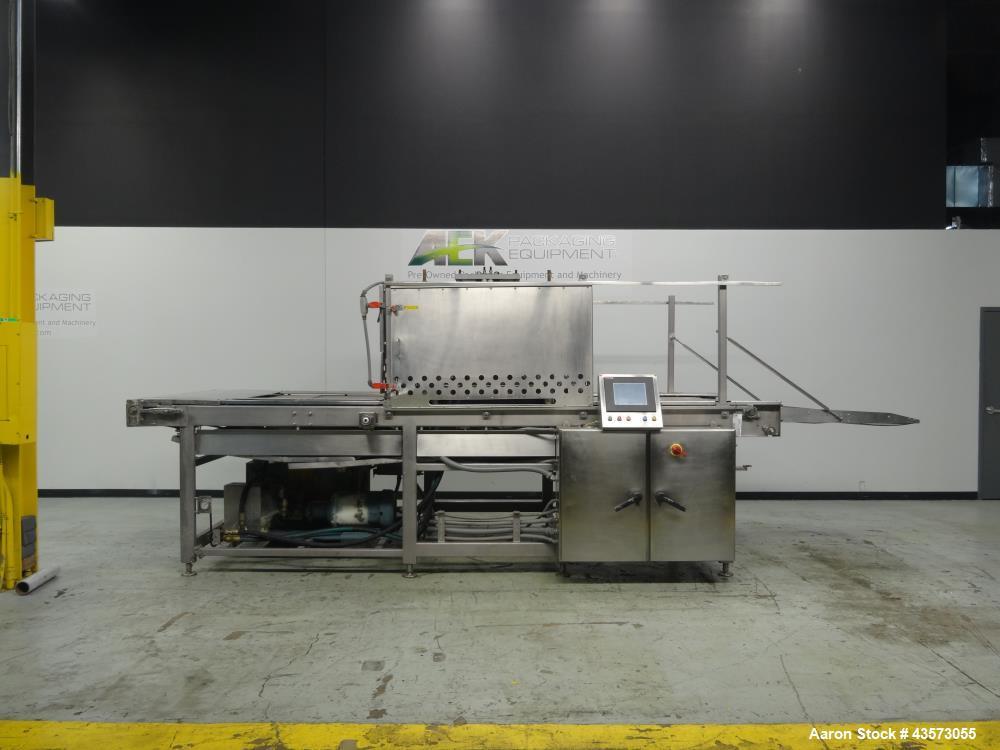 Used- AM Manufacturing Model Toro 2048 Dough Press