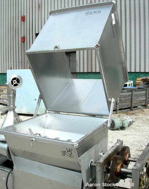 USED- Stainless Steel Casa Herrera Low Profile Masa Feeder