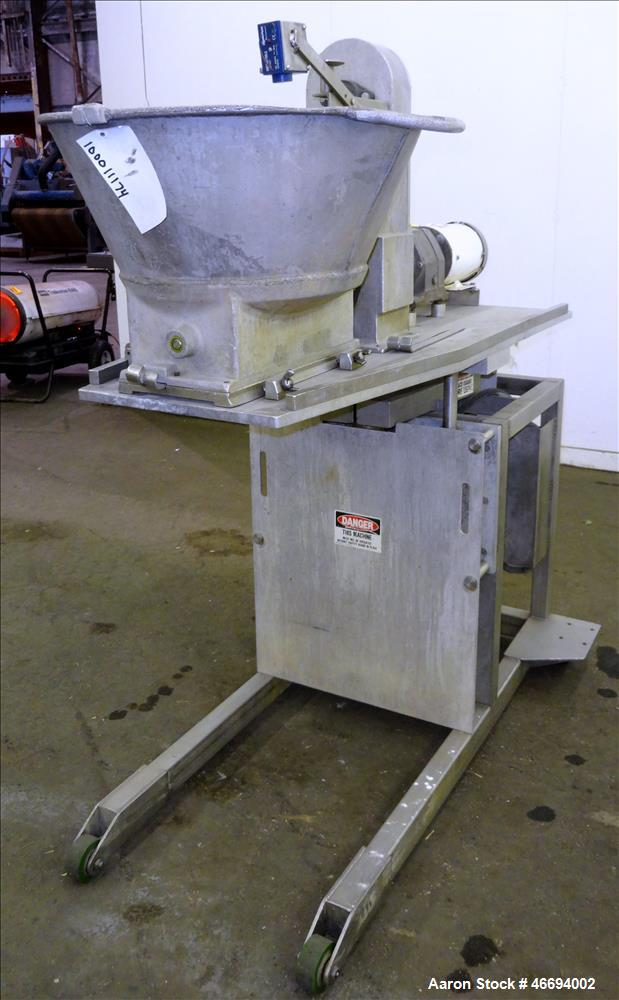Used- Doboy/Continental Baking Single Roll Icing Depositor