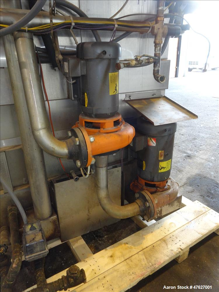 Used- LVO Manufacturing Fully Automatic High Volume Pan & Rack Washer