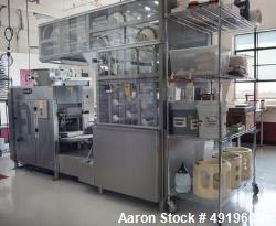 Used- Adamatic ADR2 Bread Line with Proofer and Glimek Sheeter.