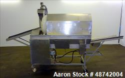 "Used- Stein Drum Breader, 24"" Diameter, Hydraulic Drive"