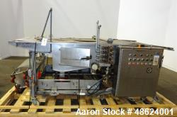 Used- Werner Lehara Wire-Mesh Belt Conveyor Oil Application System, Model 11/86