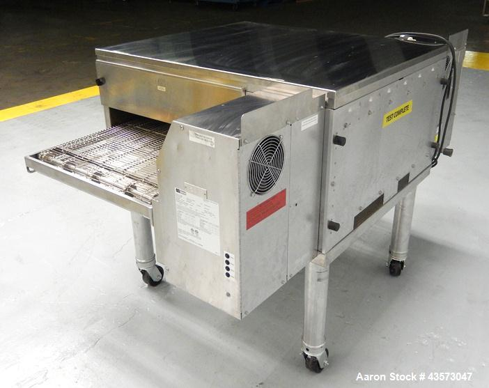 Used- Middleby Marshall Model PS63G Pizza Oven