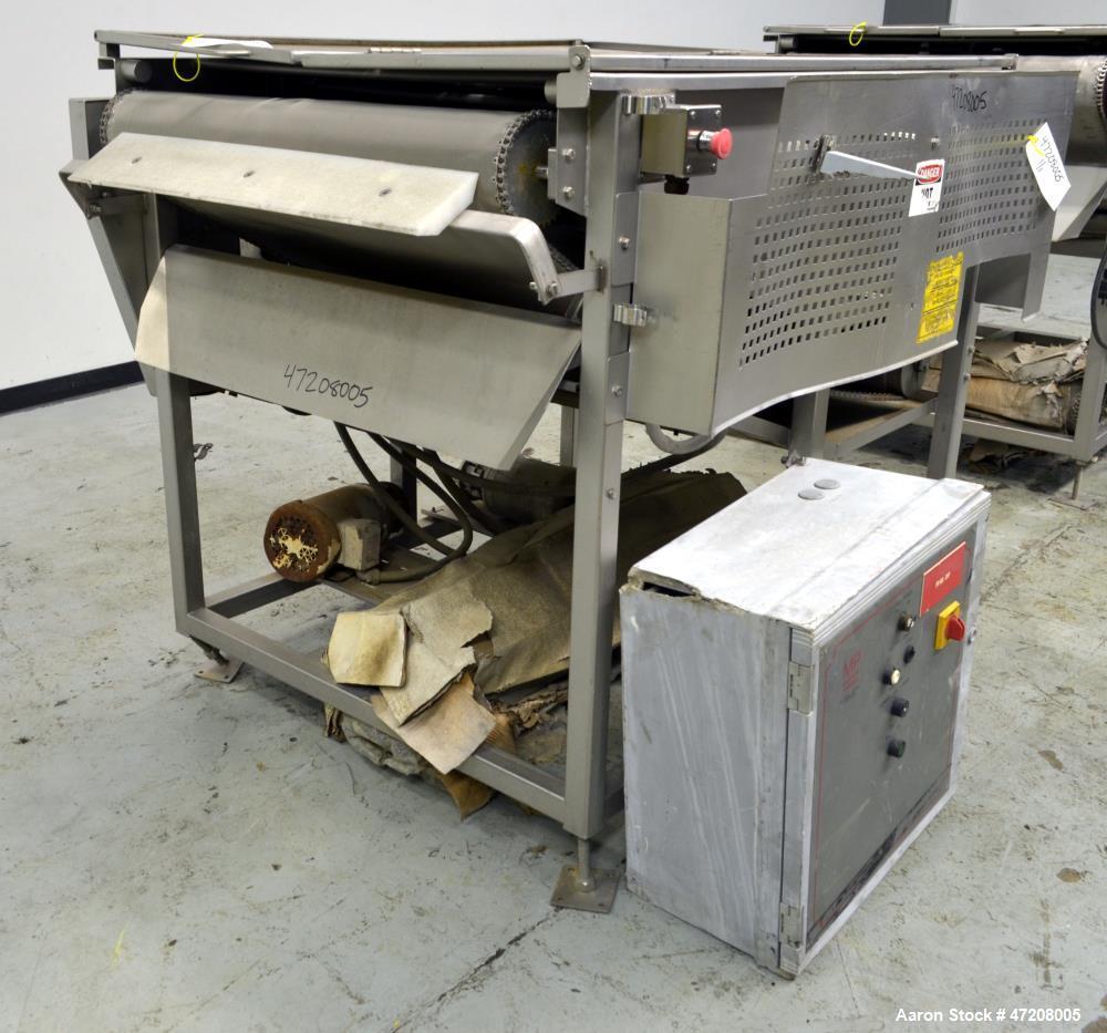 Used- MP Equipment Advantage Oil Filter, Model CO39