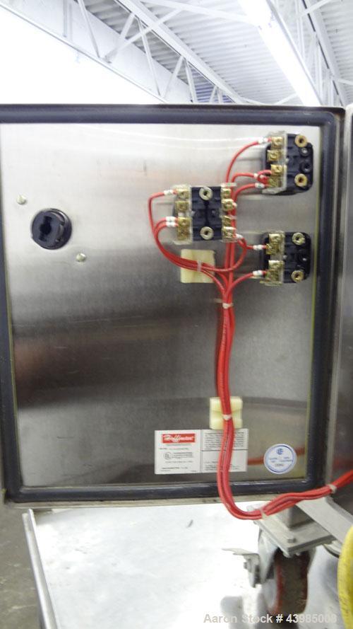 Used- Carbon Steel High Pressure Grinder / Filler