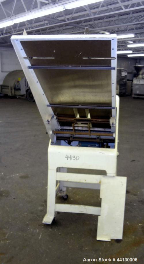 Used- Oliver Products Gravity Feed Bread Slicer, Model 797-21