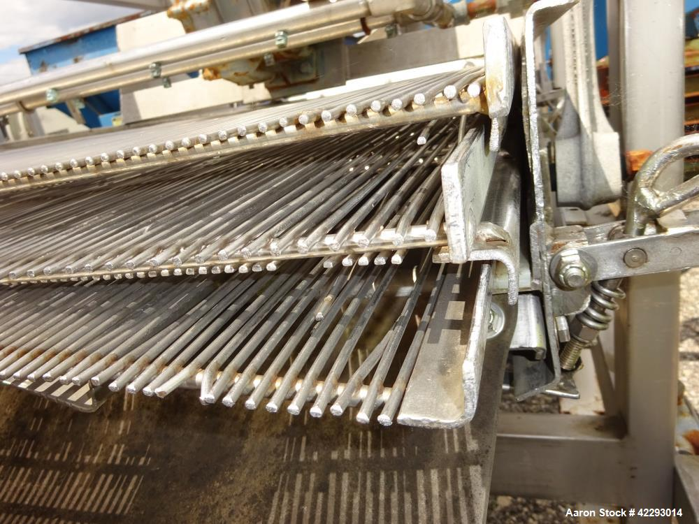 Used- Stainless Steel Robins & Company Robins-Drago Universal Hydro-Flo Washer-D