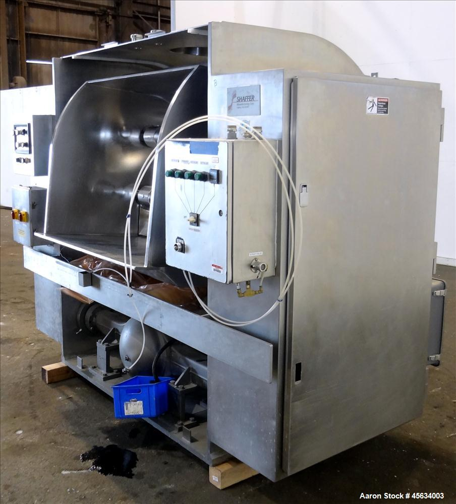 Used- Shaffer Bundy Double Arm Dough Mixer, Model 150DA.