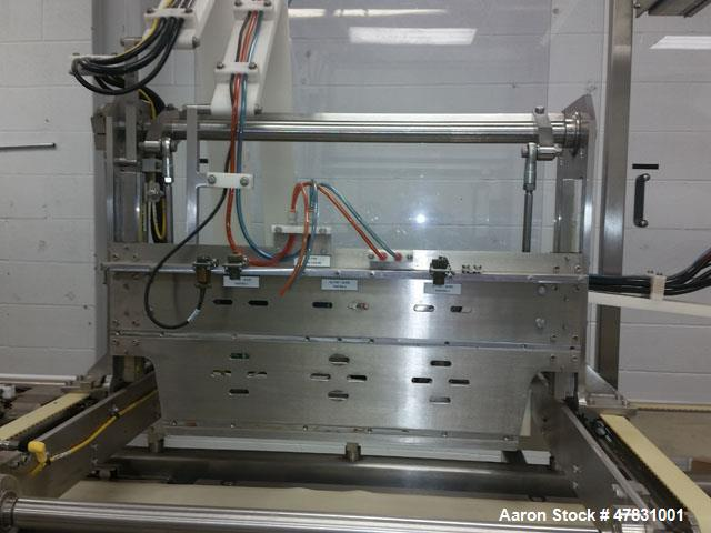 Used- Matiss Ultrasonic Cutting System, Model SI300.