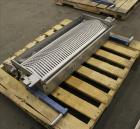 Used- AM Manufacturing DOCK-IT Pizza Crust Docker, 304 Stainless Steel.