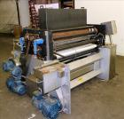 Used- Baker Perkins SM World Wirecut Cookie Cutter Machine, 48