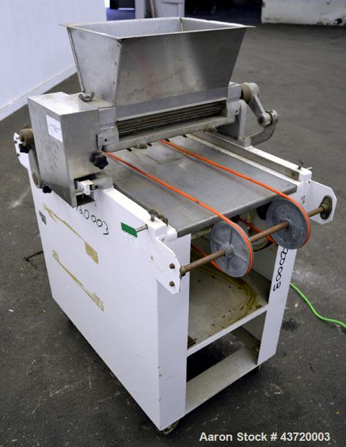 Used- Triumph Manufacturing Handy Wire Cut Cookie Depositor