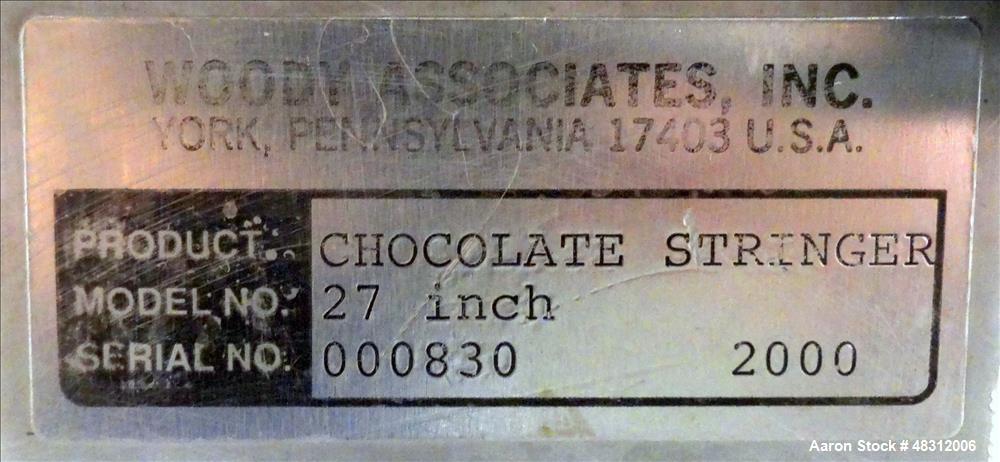 Used- Woody Associates Chocolate Stringer
