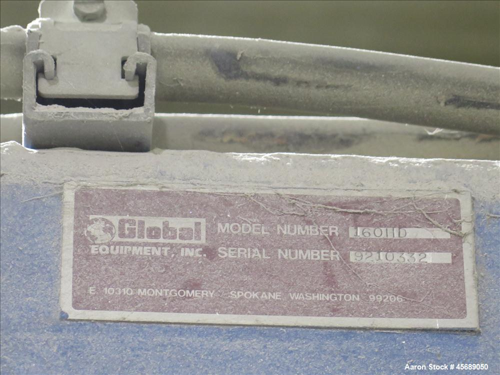 Used-Global Baler, Model 160HD