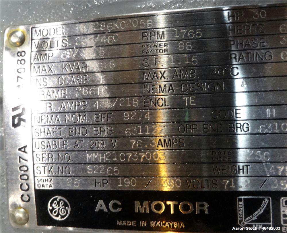 Used- Balemaster Horizontal Auto Tie Baler