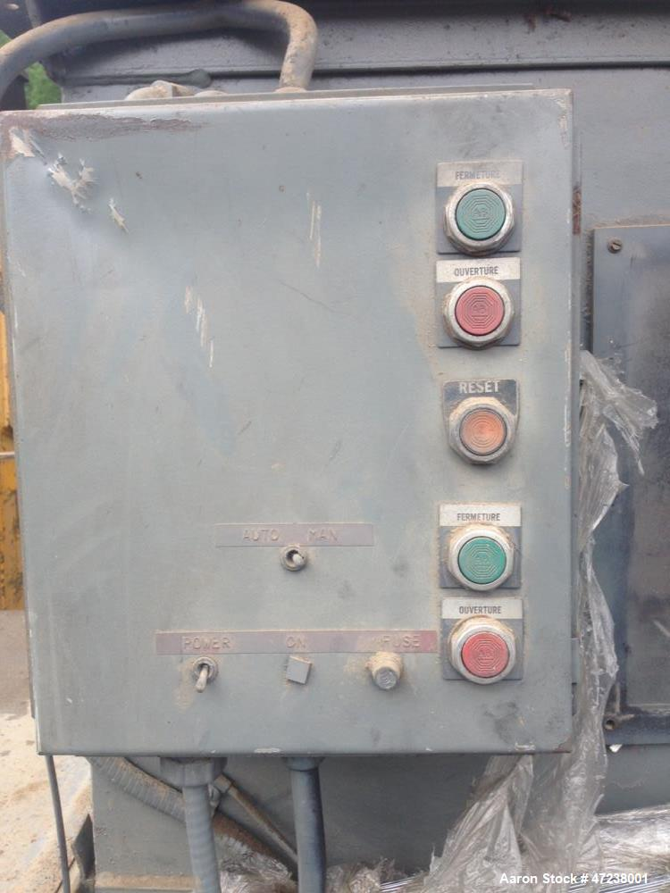 Used- Maren Horizontal Baler, Model 423. 575V-3PH; 60hz; 25hp.