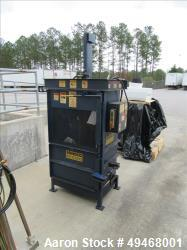 Used- Automation Recycling Systems Vertical Baler, Model MB2