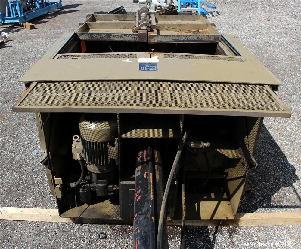 Used- PIQUA Series 40 Baler