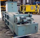 Used- Maren Automatic Horizontal Baler, Model 72, Carbon Steel. Approximate bale size 30