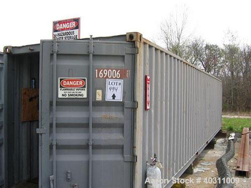 Used- 40' Container