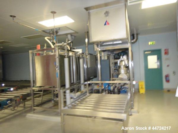 Used- GEI Galley IBC Wash Station