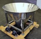 Used- Stainless Steel Hopper
