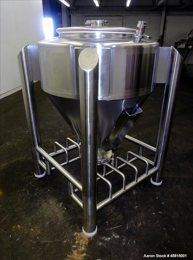 Unused Tote Systems Premier Line Powder Bin, Model 318683