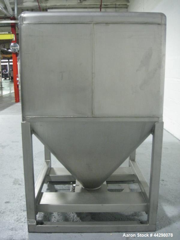 Used- Transtore Tote Bin