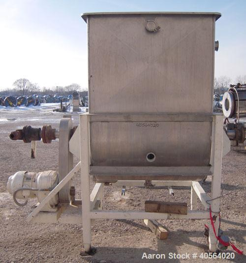 Used- Stainless Steel Steam Coil Cooker/Peeler