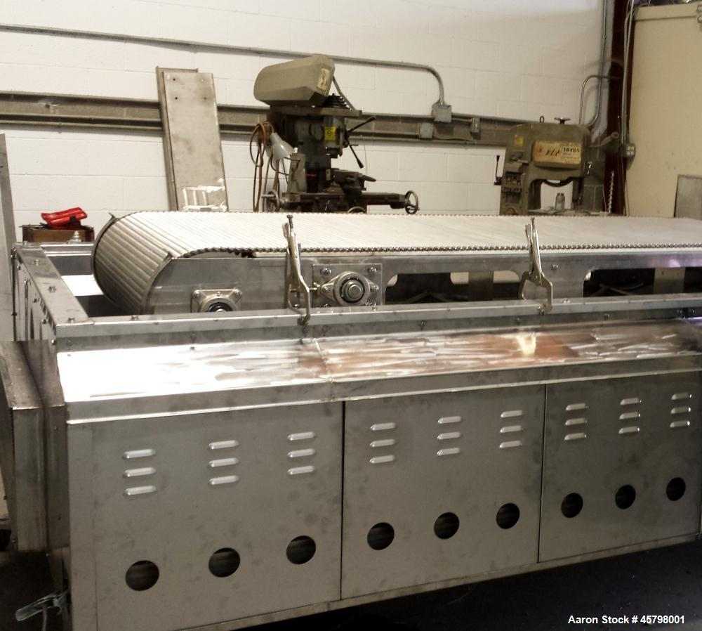 Unused- Process Equipment and Control Pork Skin Fryer.