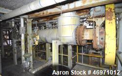 "Used- Hatton Enterprises Acid Hydrolysis Digester System. Consisting of: (1) Approximate 12"" diameter x 168"" long SB-551 Zir..."