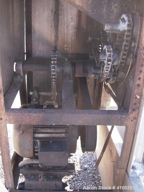 Used- Stainless Steel Van Mark Peeler/Washer