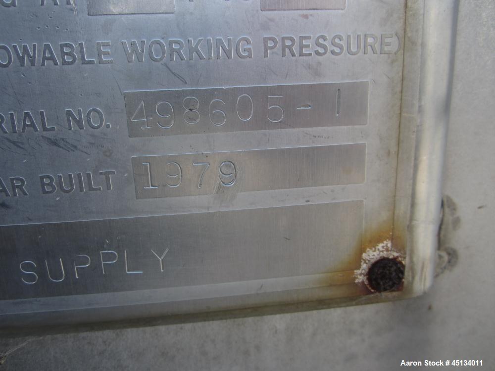 Used- ABB Industrial Fan, Type HBXrK-35/ 1200-xx-H-LGO