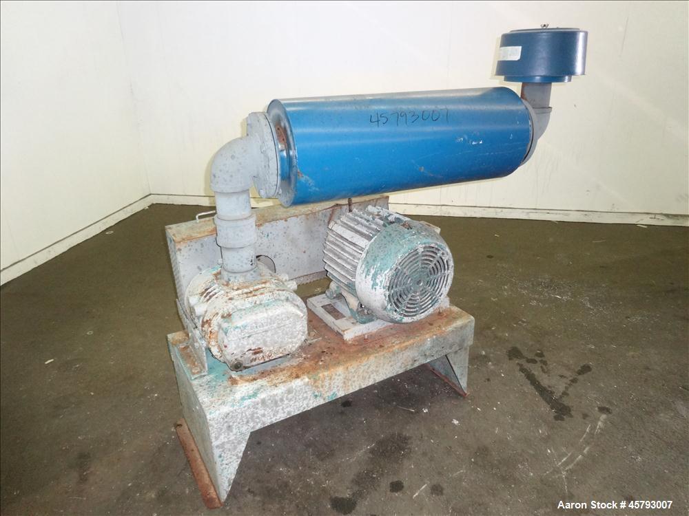 Used- Hi Pressure Blower Package.