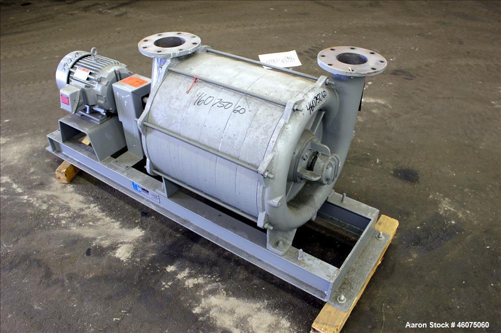 Unused- Lamson Multistage Centrifugal Blower